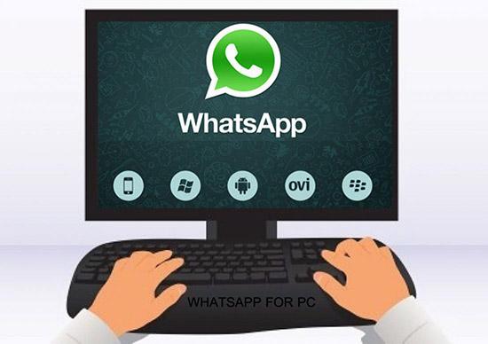 Вход в WhatsApp с ПК без сканирования кода смартфоном