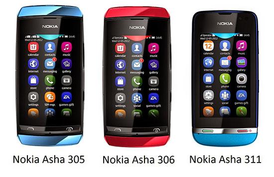 Скачивание и установка WhatsApp на Nokia Asha 311
