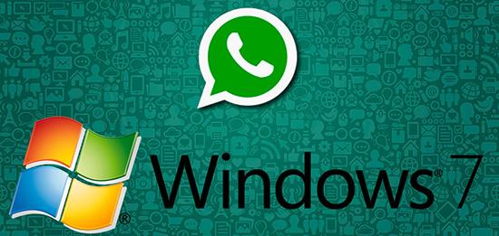 Скачивание и установка WhatsApp на ПК с Windows 7