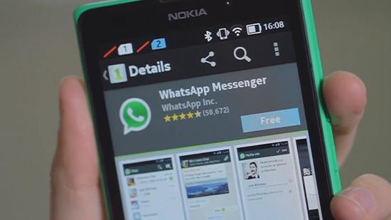 Скачивание и установка WhatsApp на Symbian