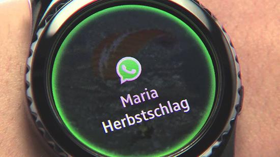 Установка и настройка WhatsApp на Samsung Galaxy Watch
