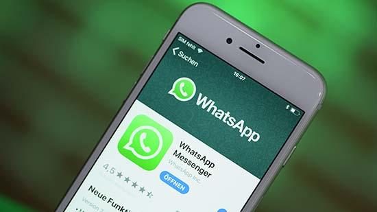 Установка, замена и закрепления статусов в WhatsApp