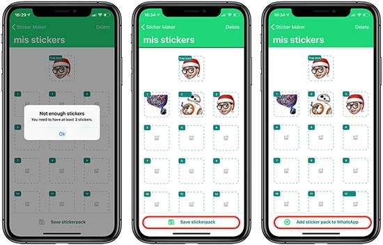 Как создать стикеры в WhatsApp на iPhone