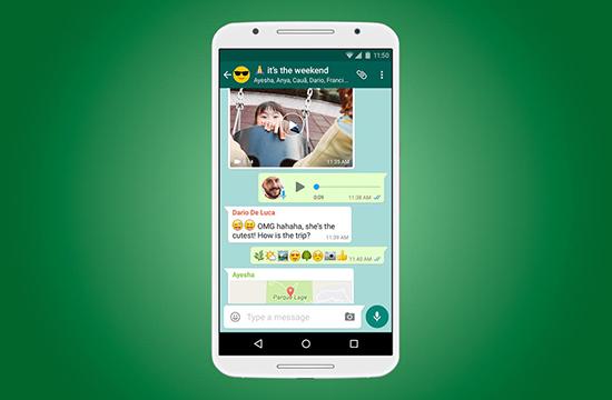 Копирование и сохранение статусов в WhatsApp