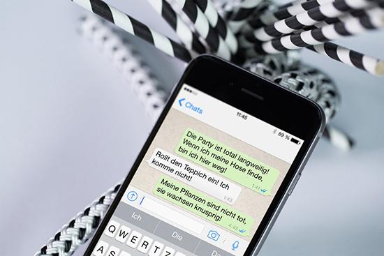 Инструкция по удалению всей переписки в WhatsApp у всех