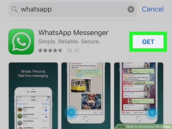 Инструкция по установке WhatsApp на планшет Huawei