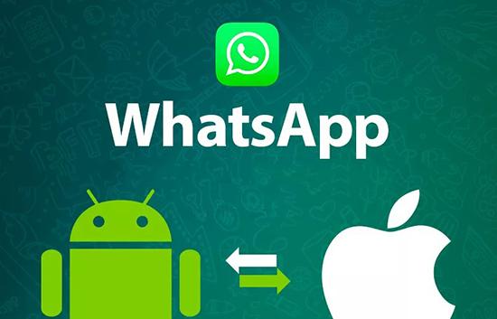 Как перенести чаты WhatsApp с Android на iPhone