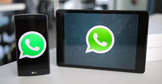 Скачивание и установка WhatsApp на планшет