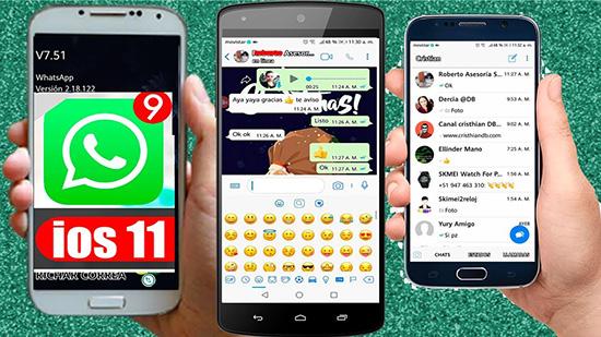 Как установить Айфоновский WhatsApp на телефон Android