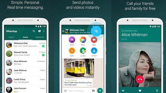 Скачивание и установка WhatsApp на Honor 10 Lite/i