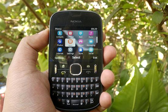 Скачивание и установка WhatsApp на Nokia Asha 200