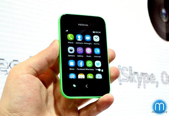 Где скачать WhatsApp на телефон Nokia Asha