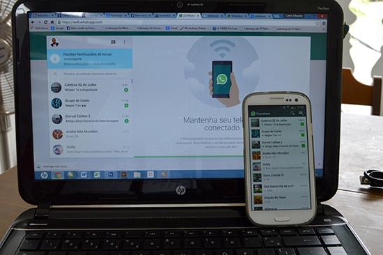 Скачивание и установка WhatsApp для ноутбука
