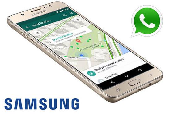 Скачивание и установка WhatsApp на телефон Samsung
