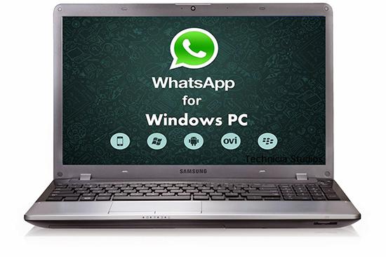 Как скачать и установить WhatsApp на ноут с Windows Vista