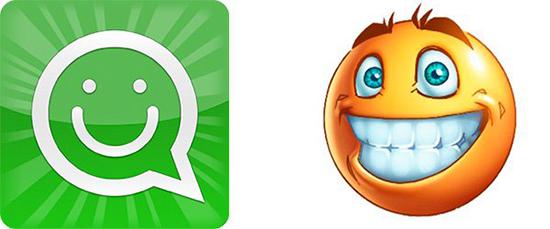 Что делать если в WhatsApp пропали смайлики