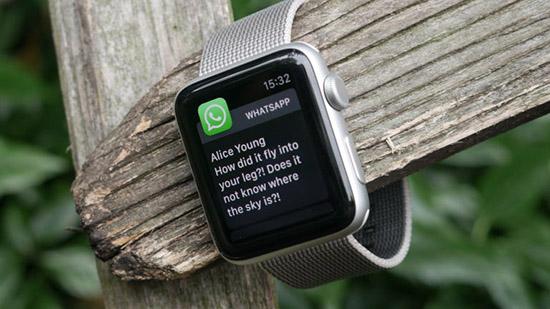 Установка и настройка WhatsApp на часах Apple Watch 5