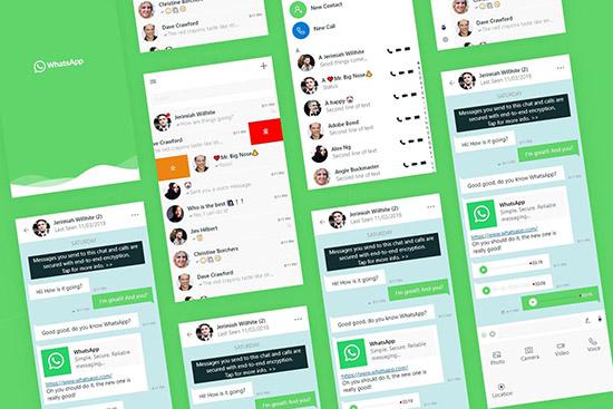 Скачивание и установка WhatsApp на планшет с Windows 10