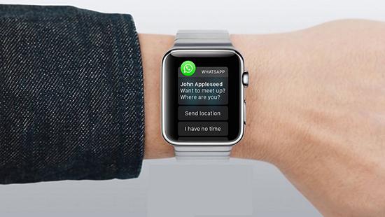 Установка и настройка WhatsApp на часах Apple iWatch