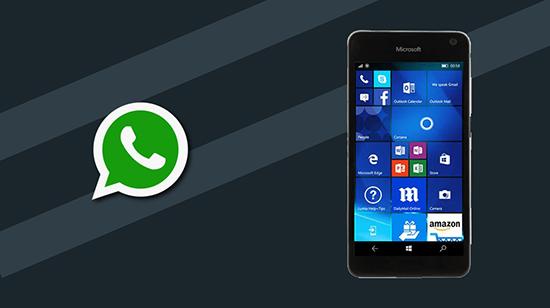 Как установить WhatsApp на телефон Windows Phone