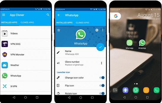 Как на смартфон Самсунг установить второй WhatsApp