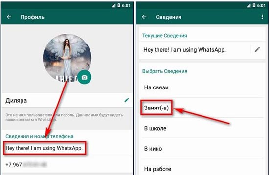 Способ временного отключения WhatsApp на iPhone