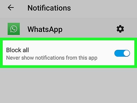 Способы отключения входящих звонков в WhatsApp на Android