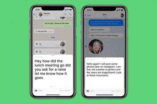 Как сделать перевод аудиосообщения в текст в WhatsApp