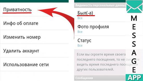 Как быть в WhatsApp оффлайн: инструкция для Андроида и Айфона