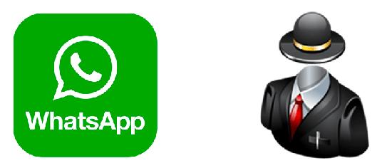 Как сделать себя невидимым в WhatsApp на Android