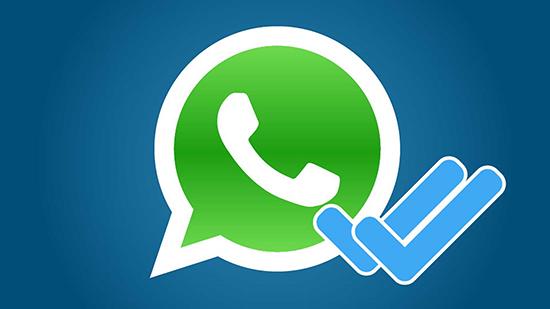 Удаление фото в WhatsApp после прочтения собеседником
