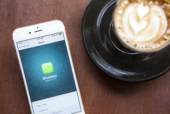 Выход из аккаунта WhatsApp на телефоне iPhone