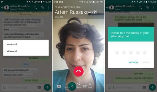 Как сохранить видеозвонок в WhatsApp и посмотреть его повторно
