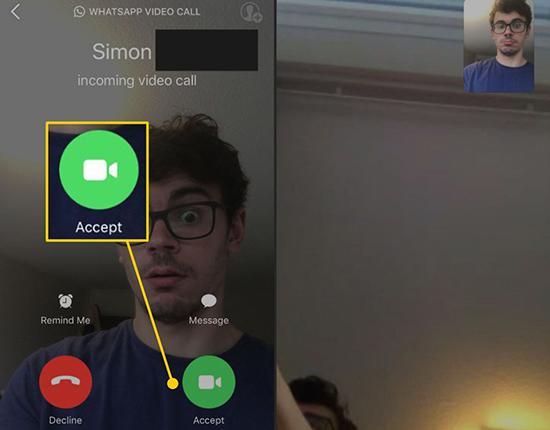 Как позвонить по видео в WhatsApp на компьютере