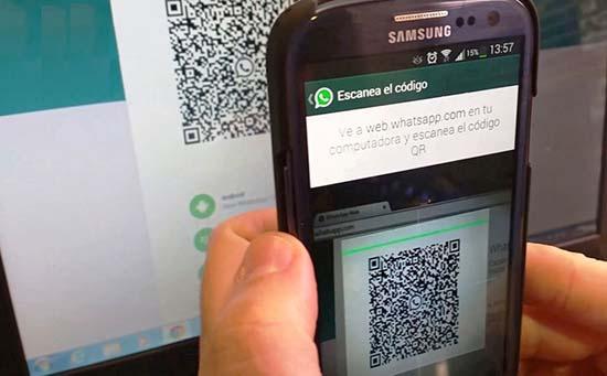 Где находится WhatsApp Web на телефоне Андроид