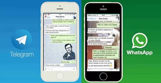 Как отправить текст, фото и видео с Телеграмма на Ватсап