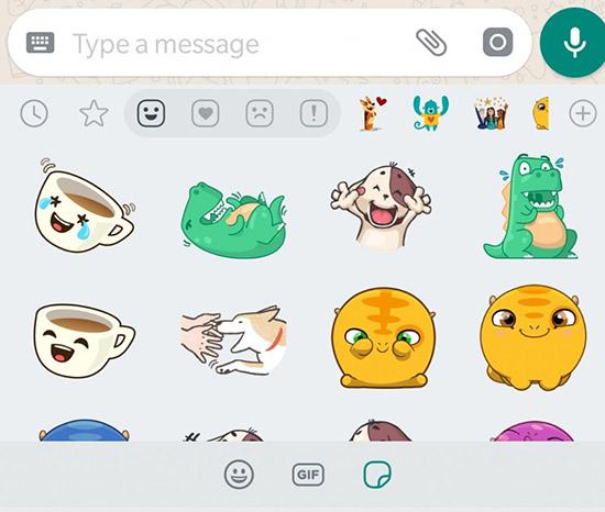 Как из Telegram добавить стикеры в WhatsApp