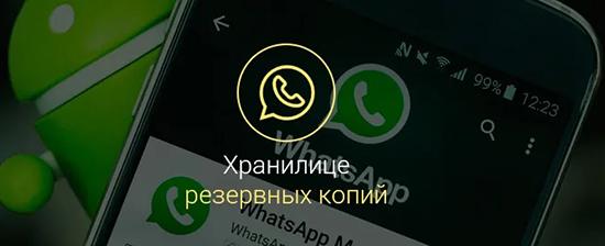 Как отключить создание резервных копий WhatsApp