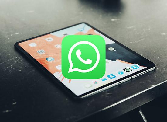 Порядок установки WhatsApp на iPad