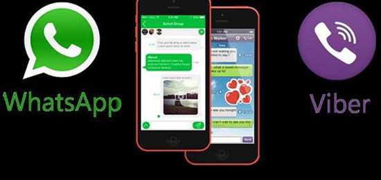 Как позвонить с Viber на WhatsApp и обратно