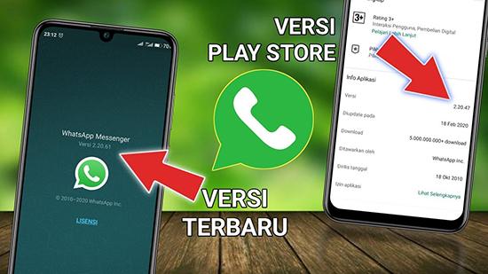 Инструкция для обновления WhatsApp на Android без Play Market