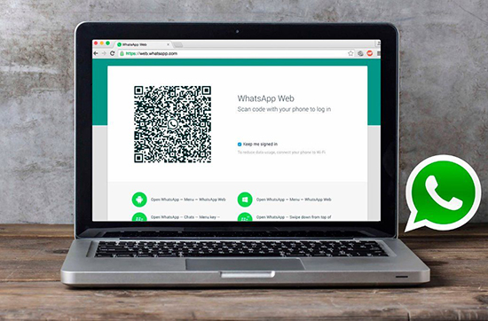 Как на ПК или ноутбуке обновить приложение WhatsApp