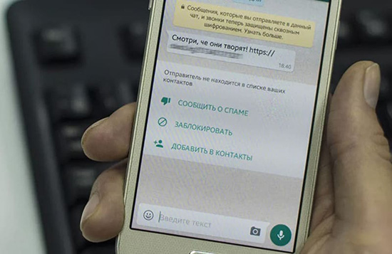 Как включить спам бомбилку в WhatsApp с телефона