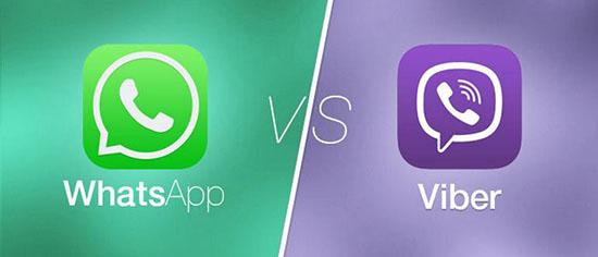 Главные отличия Viber и WhatsApp и что лучше выбрать