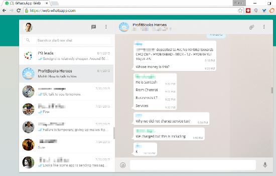 Можно ли пользоваться WhatsApp Business онлайн с ПК