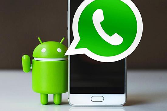 Очистка, отключение и восстановление хранилища WhatsApp