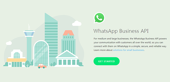 Подключение интеграции WhatsApp для бизнеса по API