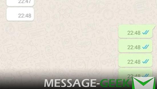 Как сделать пустое сообщение в WhatsApp на телефоне