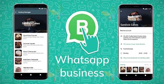 Создание каталога товаров в WhatsApp Business