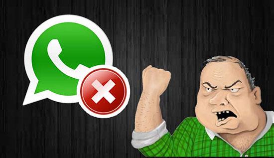 Почему WhatsApp перестал работать на телефоне